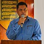 Majlis Penutupan oleh En. Erwan